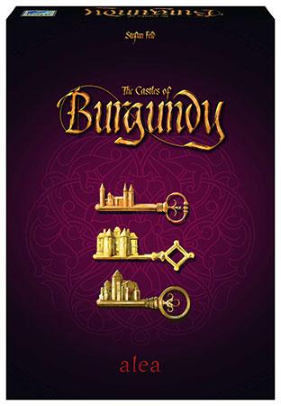 Die Burgen von Burgund inkl. 10 Erweiterungen