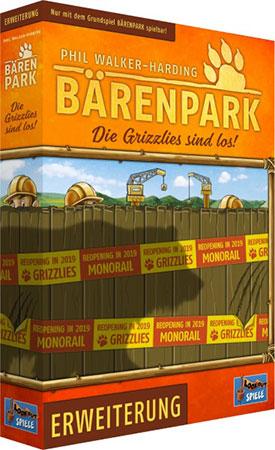 Bärenpark - Die Grizzlies sind los Erweiterung