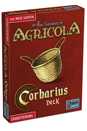 Agricola - Corbarius-Deck Erweiterung
