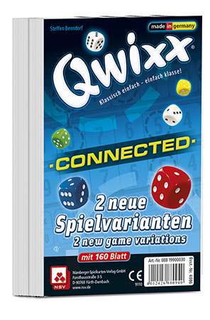 Qwixx Connected - 2 neue Spielvarianten