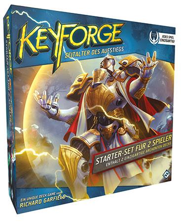 Keyforge: Zeitalter des Aufstiegs - Starter-Set für 2 Spieler