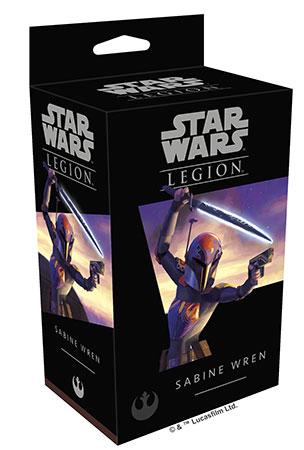 Star Wars: Legion - Sabine Wren Erweiterung