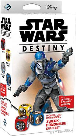 Star Wars: Destiny - Zweckbündnisse Draft Set