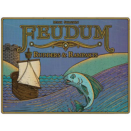 Feudum - Rudders and Ramparts Erweiterung