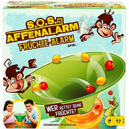 S.O.S. Affenalarm - Früchte-Alarm