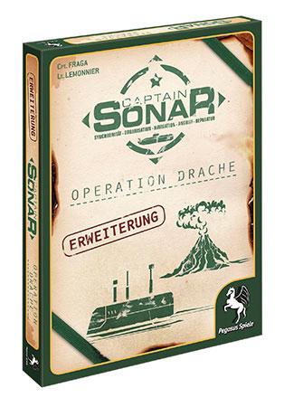 Captain Sonar - Operation Drache 2. Erweiterung