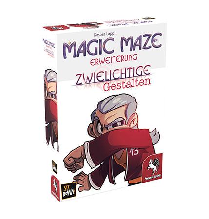 Magic Maze - Zwielichtige Gestalten Erweiterung