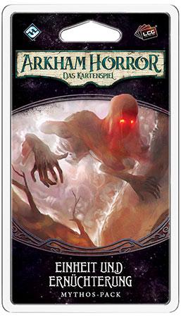 Arkham Horror - Das Kartenspiel - Einheit und Ernüchterung Mythos-Pack (Der gebrochene Kreis 4)