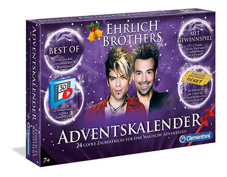 Adventskalender der Magie - Ehrlich Brothers
