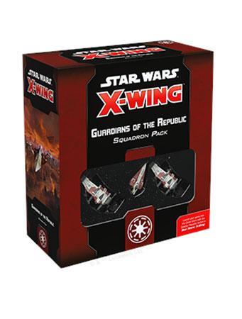 Star Wars: X-Wing 2.Edition - Wächter der Republik Erweiterungspack