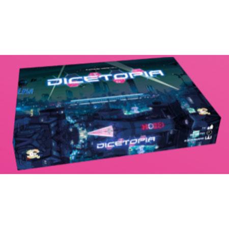 Dicetopia: Big Box