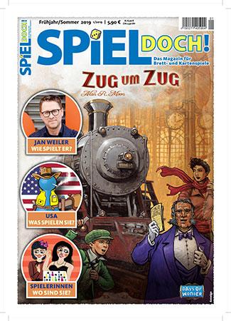 Spiel Doch! - Magazin 01/2019