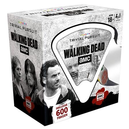 Trivial Pursuit - The Walking Dead AMC