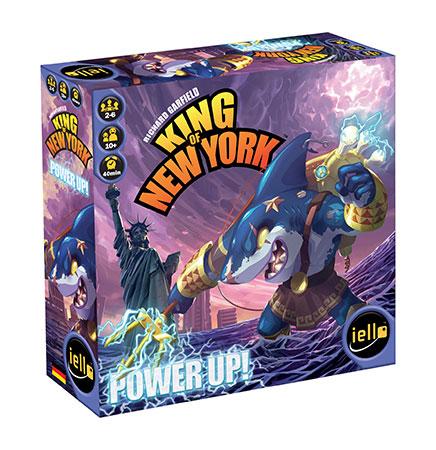King of New York - Power Up Erweiterung (dt.)