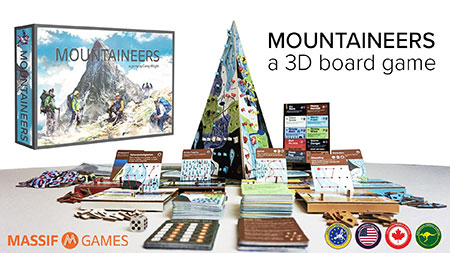 Mountaineers - Standard Edition (engl.)