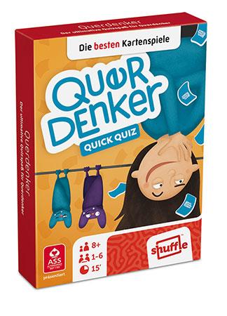 Quick Quiz - Querdenker