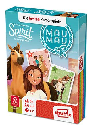 Spirit - Mau Mau
