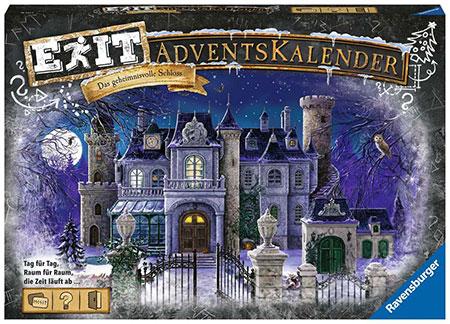 EXIT Adventskalender - Das geheimnisvolle Schloss