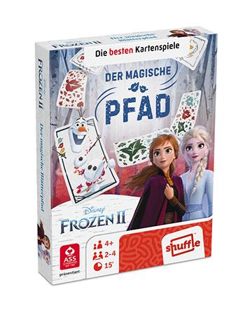Disney Die Eiskönigin 2 - Kristall-Domino