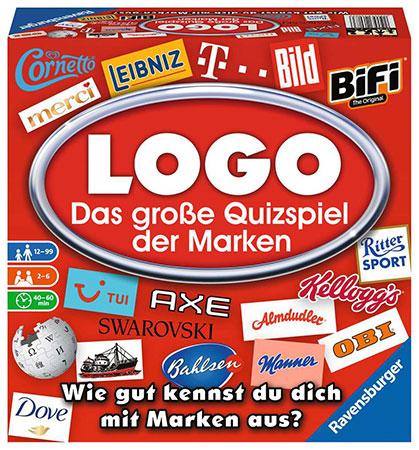 LOGO - Das große Spiel der Marken