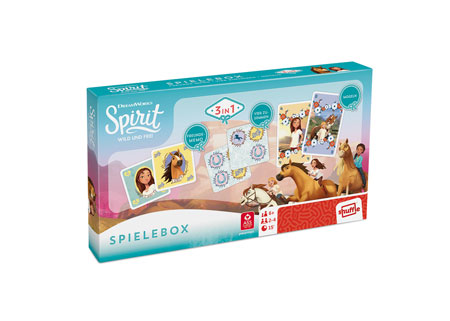 Spirit - Spielebox
