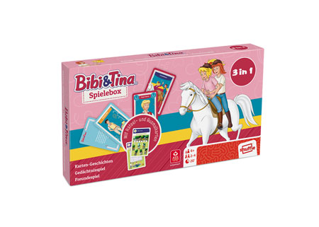 Spielebox - Bibi & Tina