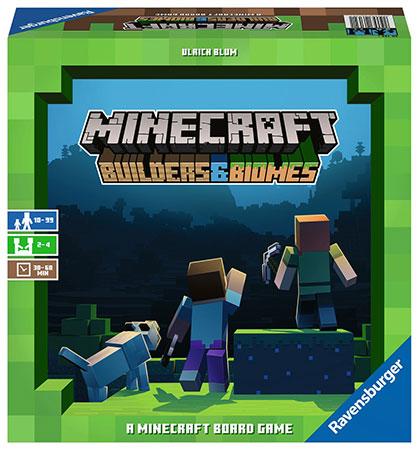 Minecraft - Das Brettspiel