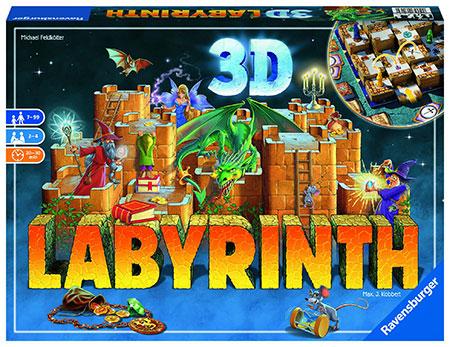 Das verrückte Labyrinth 3D