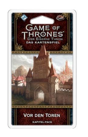 Der Eiserne Thron - Das Kartenspiel 2. Edition - Vor den Toren (Königsmund 1)