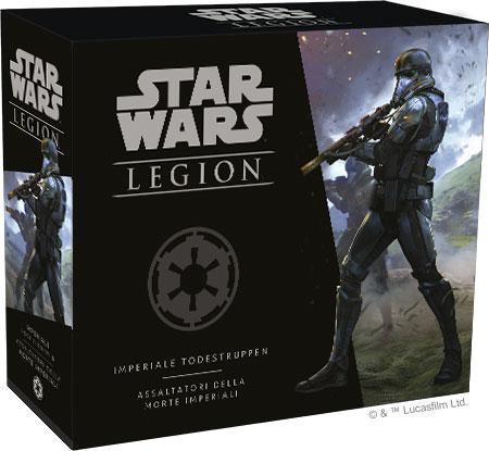 Star Wars: Legion - Imperiale Todestruppen Erweiterung