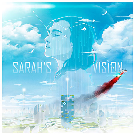 Sarahs Vision - Erste Edition