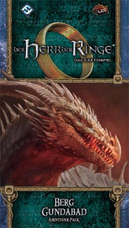 Der Herr der Ringe - Das Kartenspiel: Berg Gundabad Abenteuer-Pack (Ered Mithrin 5)