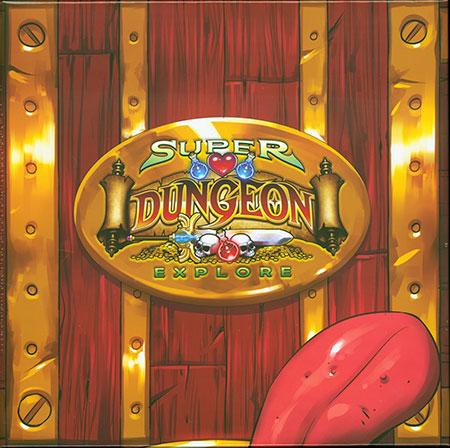 Super Dungeon Explore: Der Vergessene König - Boo Booty Bonus Box (engl.)