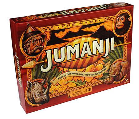 Jumanji - Das Brettspiel (engl.)