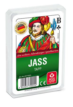 Jass/Tapp, französisches Bild