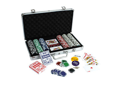Texas Hold´Em - Pokerkoffer
