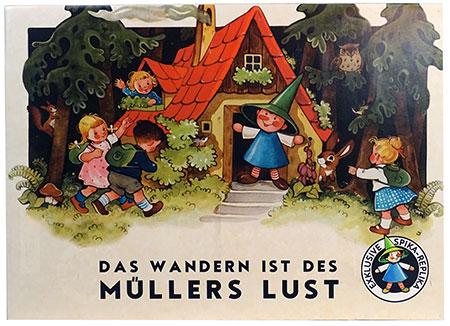 Das Wandern ist des Müllers Lust (SPIKA)