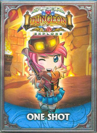 Super Dungeon Explore: Der Vergessene König - One Shot Erweiterung (engl.)