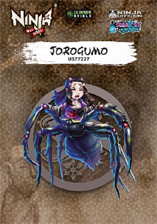 Ninja All-Stars - Jorogumo Erweiterung