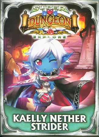 Super Dungeon Explore: Der Vergessene König - Kaelly die Höllenläuferin Erweiterung (engl.)