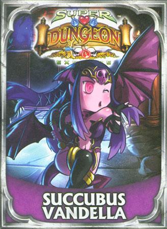 Super Dungeon Explore: Der Vergessene König - Succubus Vandella Erweiterung (engl.)