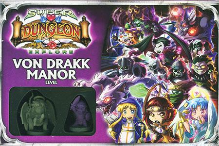 Super Dungeon Explore: Der Vergessene König - Villa von Drakk Level-Box Erweiterung (engl.)