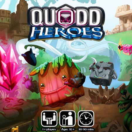 Quodd Heroes - KS Edition (engl.)