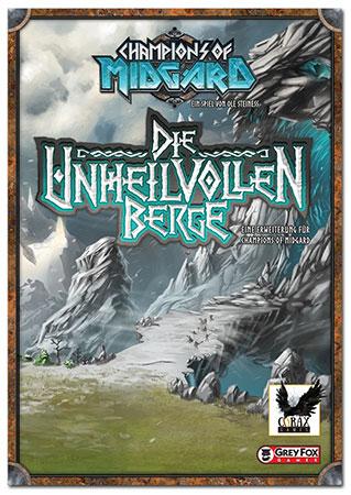 Champions of Midgard - Die unheilvollen Berge Erweiterung