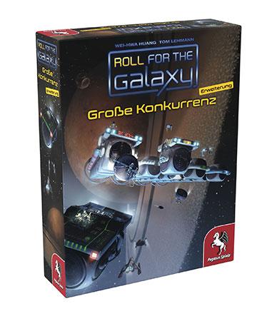 Roll for the Galaxy - Große Konkurrenz (2. Erweiterung)