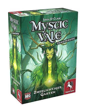 Mystic Vale - Zwielichtiger Garten Erweiterung