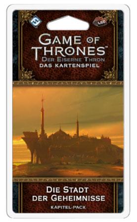 Der Eiserne Thron - Das Kartenspiel 2. Edition - Die Stadt der Geheimnisse (Königsmund 2)