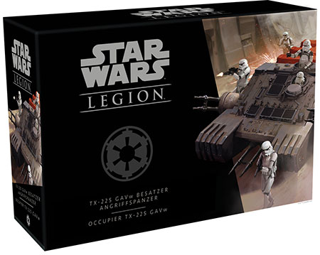 Star Wars: Legion - TX-225 GAVw Besatzer Angriffspanzer Erweiterung