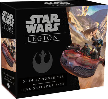 Star Wars: Legion - X-34 Landgleiter Erweiterung