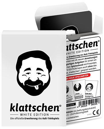 Klattschen - White Edition Erweiterung